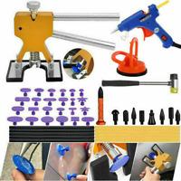 Paintless Dent Removal Puller Lifter Tools Hail Damage Repair Hammer Kit 47pcs