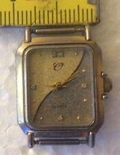 Quarz Damen Uhr goldig Elegant ollech wajs OW O&W Geschenk gebraucht H030