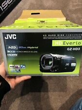 JVC HD Everio Hard disk camcorder