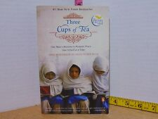 Three Cups Of Tea: One Man's Mission To Promote Peace Mortenson & Relin PB 2007