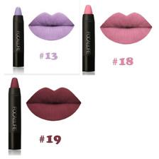 3pcs Matte Lipsticks Waterproof Matte Lipstick Lip Sticks Cosmeti
