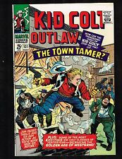 Kid Colt Outlaw #131 ~ The Town Tamer (8.0) WH