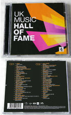 UK MUSIC HALL OF FAME Bowie, Lennon, Bee Gees, Abba, Hendrix. 39 Track DO-CD TOP