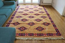 200x300 cm ORIENTAL TAPIS, Tapis, Kelim , Tapis, damaskunst rug S 1-6-91
