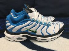 Nike Air Max Plus tn, Men's Sz 9.5 (Blue/White)