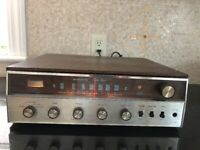 Mint Vintage Bogen RI-4000 stereo AM/FM receiver Perfect Working Condition