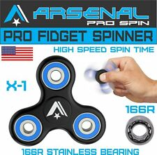 No.1 Anti-Anxiety 360 Ultra High Speed PRO Tri Fidget Spinner Helps you Focus