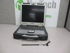 "Panasonic Toughbook CF-31 13.1"" i5 2.4GHz 4GB NO HDD WiFi Laptop w/ Pen NO AC*"