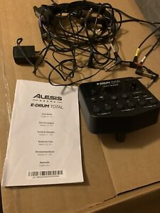 Aleais E-drum USB Electric Drum Module With Wire Harness