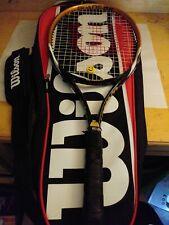 Wilson `BLADE 25`  Junior tennis racket w/Case