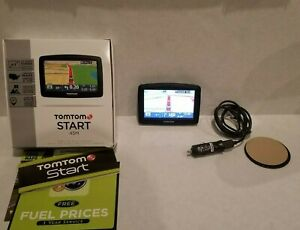 TomTom START 45M GPS Maps of USA & Canada LIFETIME MAPS. 4.3 inch Screen TESTED