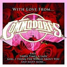 With Love From... 0600753486047 by Commodores CD