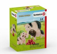 Miniature pig and piglets set 42422 Schleich Anywhere's Playground *<><