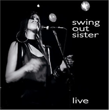 Live 0016351575623 by Swing out Sister CD