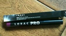 NEW! Lorac Pro Matte Lip Color Liner Highly Pigmented Retractable Aubergine