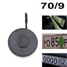 No penalties Magnet hide stealth all license plate 12 v 24 v remote anti camera