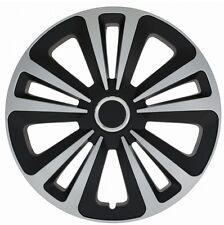 "Set di 4 16 ""rifiniture ruota, Cerchioni, Tappi Per Adattarsi Audi A1, A2, A3 + regalo gratuito #G"