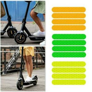 Sticker Waterproof Electric Scooter For MAX G30 Reflective Stickers W2K0