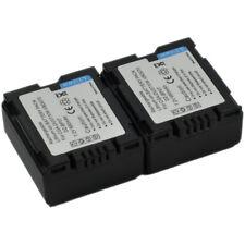 0.6A 2 Battery CGA CGR-DU07 DU06 DU06A/1B DU07A DU07A/1B DU07E/1B DU12 DU14 DU21