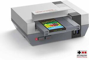 Caja Retroflag NES Pi, caja estilo NES Raspberry Pi 4. Case, carcasa NESPi