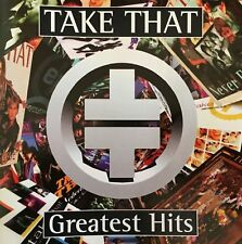 TAKE THAT (GREATEST HITS - CD SEALED + FREE POST)