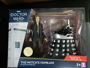 dr who b@m-12th doctor /davros set-new