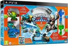 SONY PS3 PLAYSTATION 3 SKYLANDERS TRAP TEAM STARTER PACK NUOVO SIGILLATO
