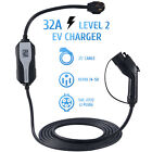 Level 2 EV Charger 240V NEMA 14-50 32A EVSE 7.6M Electric car charging cable <br/> 5 Times Faster Than Level 1🔥Premium Quality🔥From USA