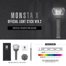 [MONSTA X]-MONSTA X OFFICIAL LIGHT STICK VER.2 Free Shipping+ Tracking In Stock