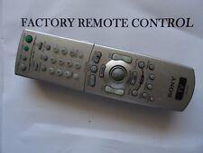 SONY RM-Y187 TV  REMOTE CONTROL KV40XBR800, KV36XBR800, KV32HV600