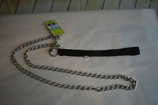 New listing Dog/Pet Chain Leash for Training 3.0 x 4ft. - New