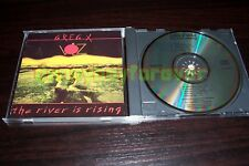 Greg X Volz NM USA CD The River Is Rising Christian Music ( Petra related)