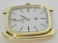 VINTAGE Bulova  Accutron 14K  SOLID GOLD CASE BEAUTIFUL WATCH   N3  41686