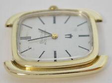 VINTAGE Bulova  Accutron 14K  SOLID GOLD CASE BEAUTIFUL WATCH   N3  41686