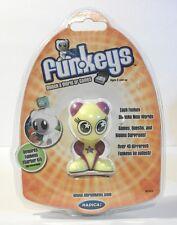 U.B. Funkeys Yellow Twinx UB Funkey  M1623 2007 Radica