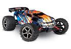 Traxxas 71054-1 - E-Revo 1/16 4x4 Monster Truck & iD Battery RTR, Orange