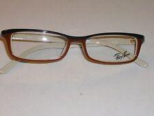 Ray Ban RB5065 2187 50 [] 15 Sleek rectangulars Augenglas/Sonnenbrille Rahmen nur