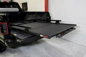 "Bedslide Classic 75"" x 48"" Black Fits 6.5 ft Short Bed Chevy / Dodge / Fits"