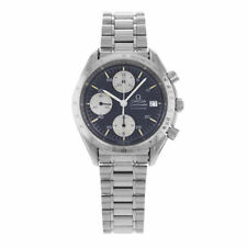 Sport Stainless Steel Case OMEGA Watches with Chronograph