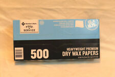 """Member's Mark Wax Paper Sheets 12"""" X 10.75"""" 1 pack (Total 500 ct.)"""