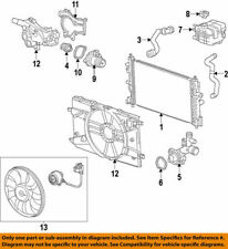 2011-2016 Chevy Cruze Radiator New OEM 13267668