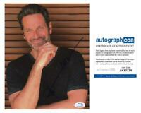 "Peter Hermann ""Younger"" AUTOGRAPH Signed 'Charles Brooks' 8x10 Photo ACOA"
