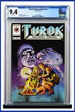 Turok Dinosaur Hunter #4 CGC Graded 9.4 Valiant October 1993 Comic Book