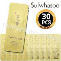 Sulwhasoo Essential Firming Cream EX 1ml x 30pcs (30ml) Sample AMORE PACIFIC