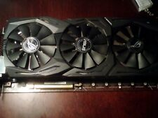 ASUS GeForce GTX 1070 O8G Strix ROG Gaming Graphics Card, 8GB GDDR5, HDMI, DVI