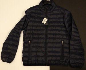 Genuine ARMANI JEANS Real Down Jacket RRP £299