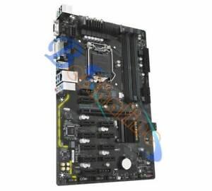 Gigabyte GA-B250-FINTECH LGA1151 Intel ATX 12 PCIe 3.0 12 GPU Motherboard