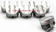"Speed Pro/TRW Pontiac 400 Forged Coated Skirt Flat Top 4VR Pistons Set/8 +.030"""