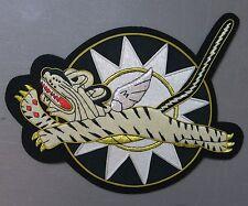 "Flying Tigers AVG LG Tiger Bullion 10""x9.75""  P40 WWII China"