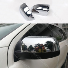 2pc Chrome Rear View Side Mirror Cover for Ford Ranger Everest Endeavour